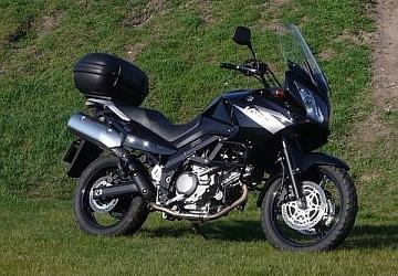 Suzuki DL650 V-Strom eladó - nézd meg nagyban is!