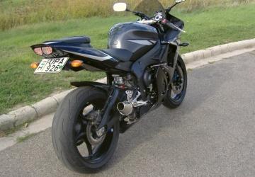 Eladó Yamaha YZF-R6 - nézd meg nagyban is!