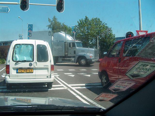 Féregtúra Hollandiában
