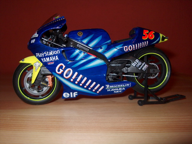 Shinya Yamaha Tech 3